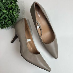 Merona Tan Pumps Size 8.5